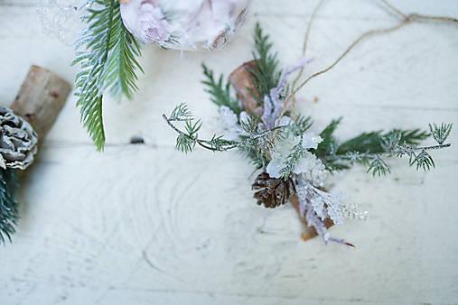 """Ozdoba na stromček """"vôňa Vianoc"""""""
