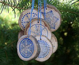 Dekorácie - Folkové Vianoce - 7319117_