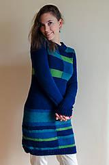 Šaty - Pletené šaty - 7320499_