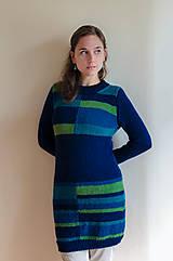 Šaty - Pletené šaty - 7320518_