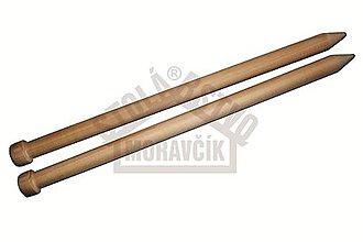 Galantéria - Ihlice na pletenie - veľké - 7322972_