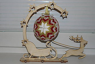 Dekorácie - Stojan dekoračný - 7326614_