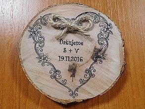 Darčeky pre svadobčanov - darček pre svadobných hostí 7 - 7324922_