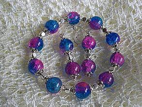 Sady šperkov - Set náramok+náušnice - 7325408_