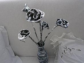 Dekorácie - Šípové ruže- shabby chic - 7323322_