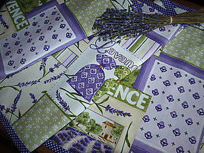 Úžitkový textil - ...lavande... - 7324881_