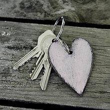 Kľúčenky - Zaľúbený prívesok na kľúče - 7322499_