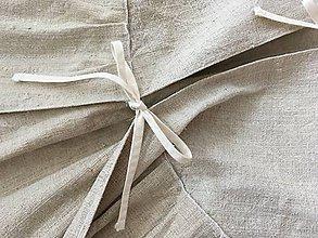 Úžitkový textil - Suknička a podložka pod vianočný stromček - 7322334_
