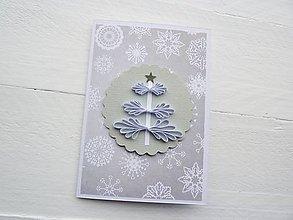 Papiernictvo - vianočná pohľadnica - 7324227_