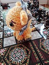 Hračky - Malé levíča Aurel - 7330020_