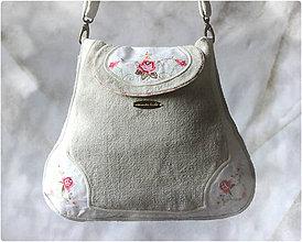 Kabelky - Nostalgi bag Wild Roses skladem - 7330262_