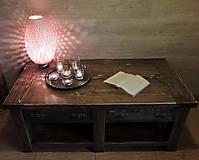 Nábytok - Konferenčný stolík - 7329031_