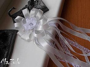 Pierka - svadobné pierko pre starejšieho - 7332170_