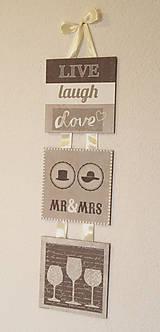 - Dekorácia pre manželov - 7328772_