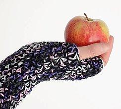 Rukavice - rukavičky Pastelky - 7328591_