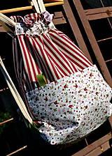 Detské tašky - VŠEÚČELOVEC -  na objednávku - 7329582_