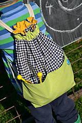Detské tašky - VŠEÚČELOVEC -  na objednávku - 7329598_