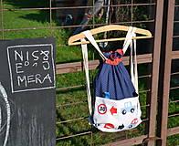 Detské tašky - VŠEÚČELOVEC -  na objednávku - 7329610_