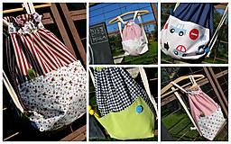 Detské tašky - VŠEÚČELOVEC -  na objednávku - 7329639_