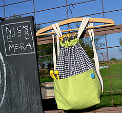 Detské tašky - VŠEÚČELOVEC -  na objednávku - 7329572_