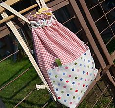 Detské tašky - VŠEÚČELOVEC -  na objednávku - 7329580_