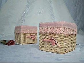 Košíky - Pre chrobáčika / ks - 7329950_