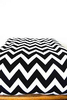 Textil - _BUVI... CHeVRoN FLaNeL... & deka pre najmenších ♥ - 7335918_