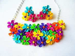 Sady šperkov - Kvetinková - 7335478_