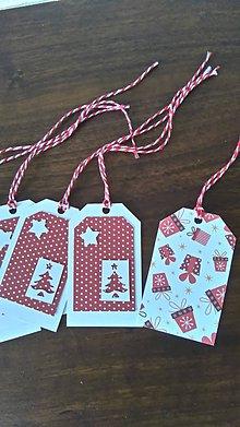 Papiernictvo - Zľava,visačky na darčeky - 7333665_