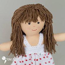 Hračky - bábika Katarínka - 7334981_