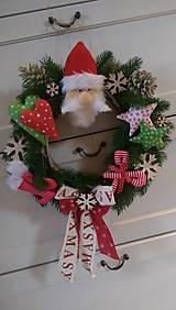- Vianočný venček pre Goldka - 7332889_