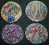 Obrazy - Maľby na dreve - 7337167_