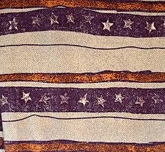 Textil - látka-hviezdy - 7333407_