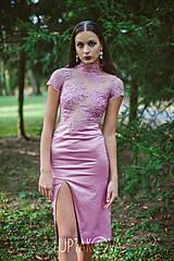 Sukne - Staroružová sukňa LUPTAKOVA - 7335124_