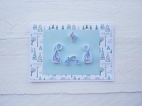 Papiernictvo - vianočná pohľadnica - 7334385_