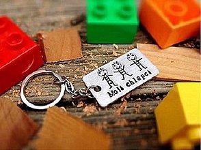 Kľúčenky - Moji chlapci :) - 7341637_