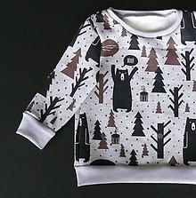Detské oblečenie - Booo mikina - 7339971_