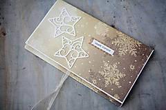 - Vianočná obálka na peniaze - 7338185_