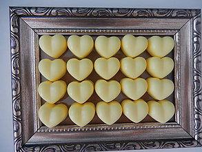 Darčeky pre svadobčanov - Dračeky pre svadobných hostí ,, Vanilkový sen \