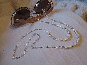 Iné šperky - Na okuliare - bižutéria - 7340617_