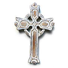 Dekorácie - Keltský kríž - 7341845_