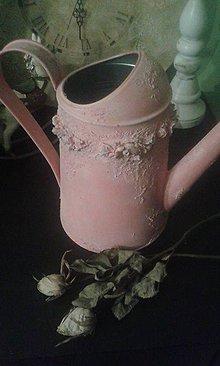 Nádoby - ružová na želanie - 7341041_