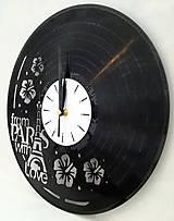 Hodiny - hodiny na stenu Paríž - 7342018_
