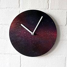 Hodiny - Nástenné hodiny Vesmírne - 7342243_