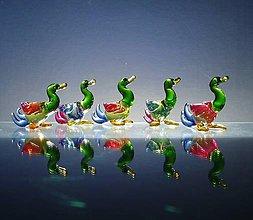 Dekorácie - Figúrka kačičky - 7349410_