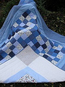 Úžitkový textil - ľadová kráska :-) - 7349062_