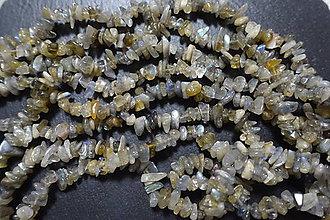 Minerály - Labradorit N zlomky - 7349542_