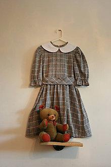 Detské oblečenie - Šaty proste klasika - 7346714_