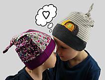 Detské čiapky - Detská čiapka - na objednávku - 7346202_