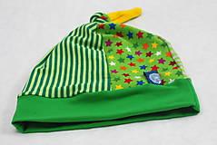Detské čiapky - Detská čiapka - na objednávku - 7346203_
